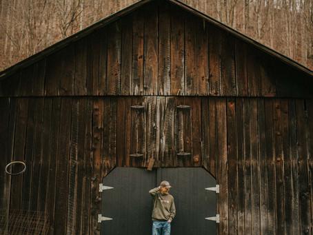 8th Grade Portraits with Leatherwood Wildcat Hayden Ison | Leatherwood, KY | Kentucky Photographer