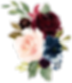 burgundy and navy flower bouquet 7.png