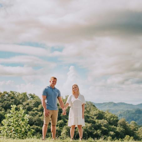 Kristin + Ryne's Engagement Portraits   Hazard, KY   Kentucky Wedding Photographer
