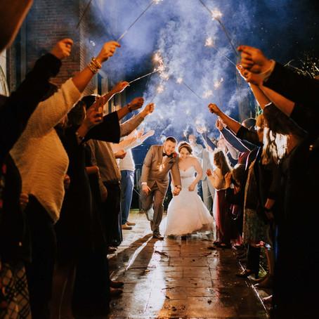Classy Fall Wedding at Benham Schoolhouse Inn | Cumberland, KY | Kentucky Wedding Photographer