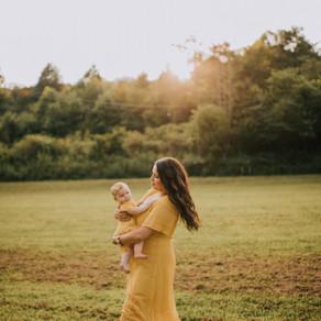 Willow's Half Birthday | Cornettsville, KY | Kentucky Family Photographer