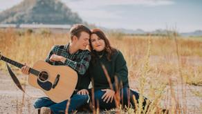 Fall Engagement Portraits with Amanda + Blake   Hazard, kY   Kentucky Wedding Photographer