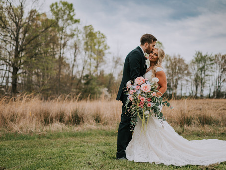 The Blevins Say 'I Do' | Beautiful Spring Wedding in Morehead | Kentucky Wedding Photographer
