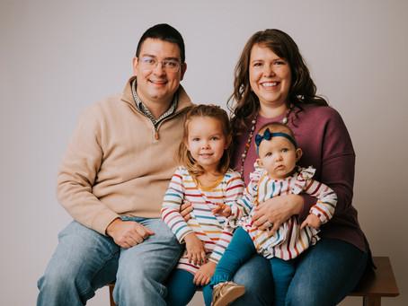 The Collins Family Portraits | Hazard, KY | Kentucky Family Photographer