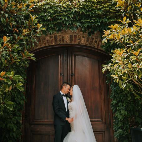 Intimate Wedding in the Heart of Lexington | Kentucky Wedding Photographer