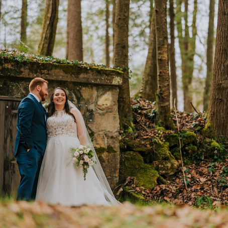 Gorgeous Winter Wedding at Pine Mountain Settlement School | Kentucky Wedding Photographer