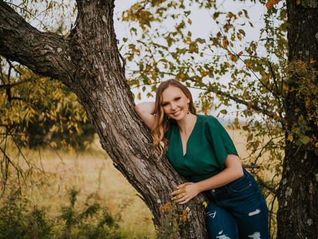 Fall Senior Portraits with Taylor | Hazard, KY | Kentucky Senior Photographer