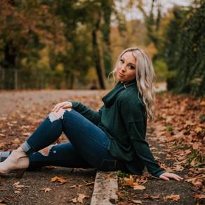 Fall Senior Portraits with Senior Jesalyn Maggard | Hazard, KY | Kentucky Senior Photographer