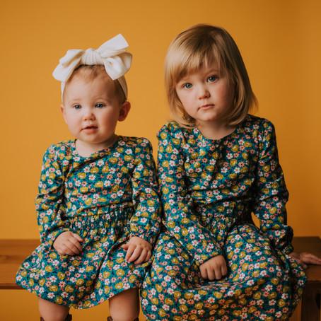 Fall Portraits with the Allen Girls   Hazard, KY   Kentucky Family Photographer