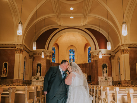 Elegant Wedding in the Heart of Covington | Mr + Mrs Goodman | Kentucky Wedding Photographer