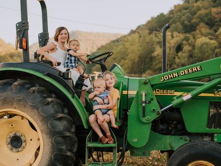 The Engle Twins Turn One! | Cornettsville, KY | Kentucky Family Photographer