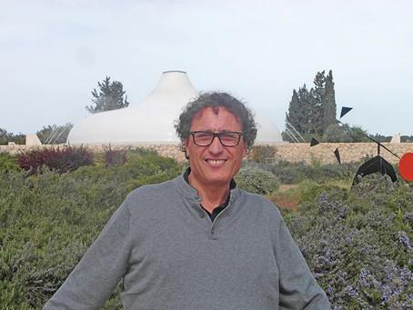 Entrevista al Dr. Adolfo Roitman, director y curador del santuario del libro