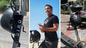 """Elige """"micro transportes"""" en Tel Aviv y salva el mundo"""