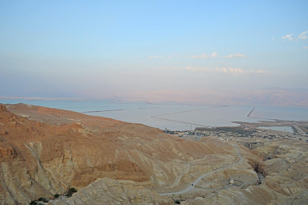 Mar Muerto. Foto: Ofelia García