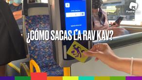 Entérate como obtener tu tarjeta para viajar en el transporte público
