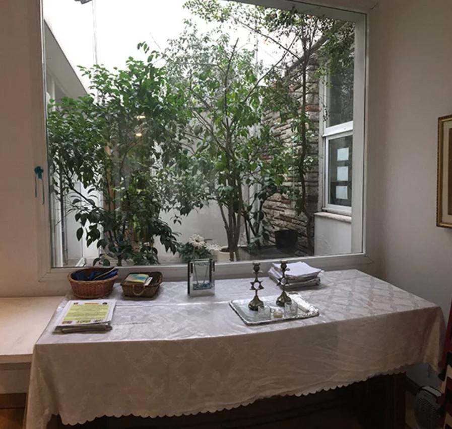 Hostel Iacob House, para que los chicos se sientan como en casa. Foto: cedida por los entrevistados
