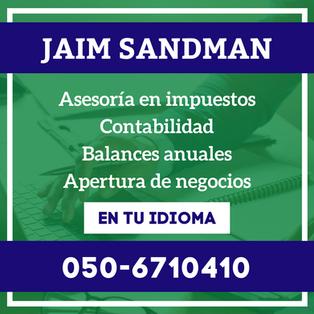 Jaim Sandman
