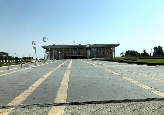 El Parlamento israelí. Foto: Martín Klajnberg