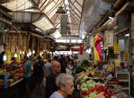 Mercado Majané Yehuda: El corazón palpitante de Jerusalem