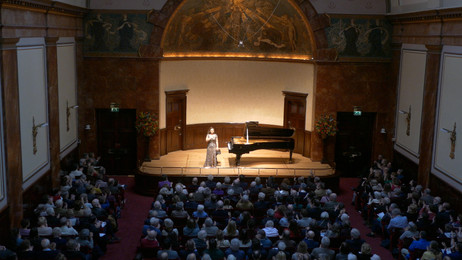 Encore: Lara plays Chopin's Fantasie Impromptu at Wigmore Hall