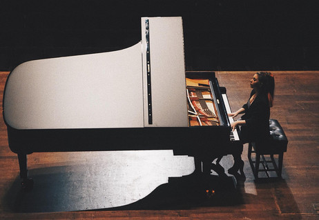 """Is being a concert pianist lonely?"""