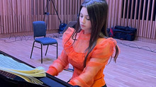 Lara Melda plays Mozart K595 with the Northern Chamber Orchestra
