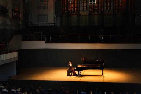 Lara makes her Birmingham Town Hall Debut