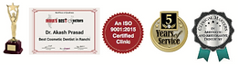 Awarded Dentist Ranchi