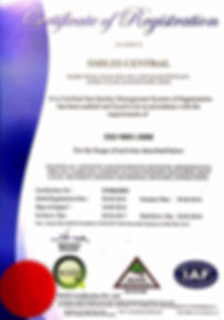 ISO 9001:2008 Certified Dental Clinic