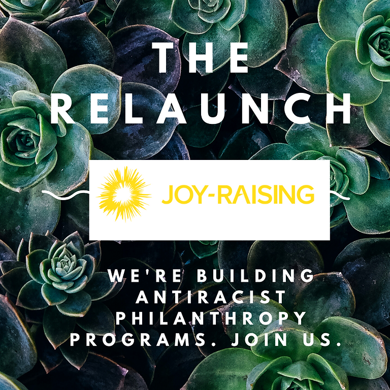 The Relaunch: January 2021