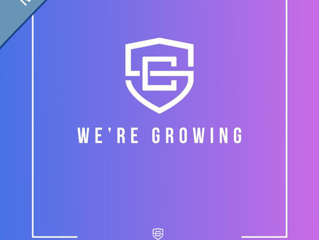 We're Growing! (Vacancies)