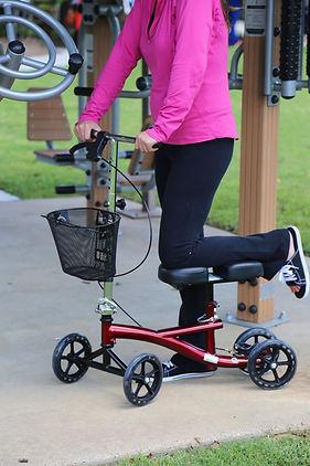 Knee Coaster Medical Knee Walker Rental
