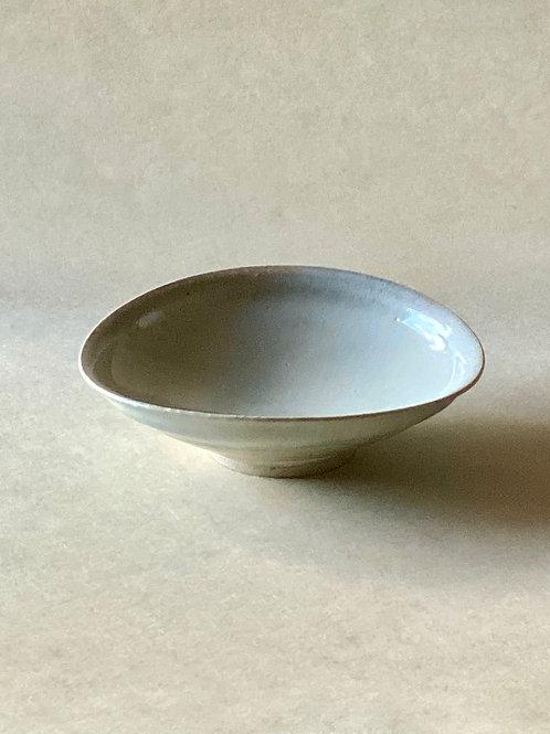 斑唐津銘々皿