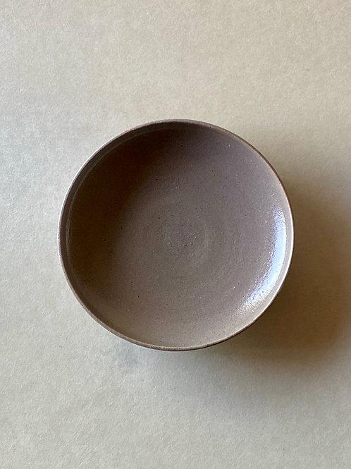 刷毛目六寸皿