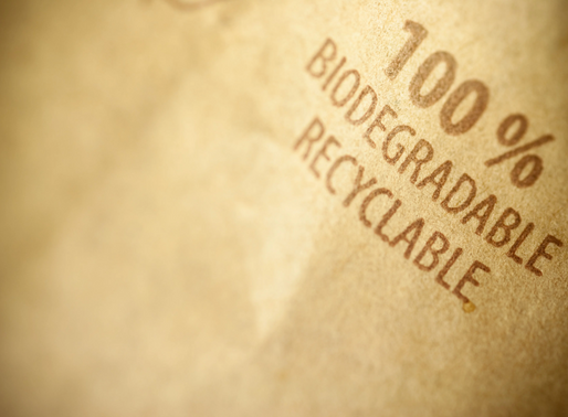 Biodegradable vs 100% Recycled Corrugated