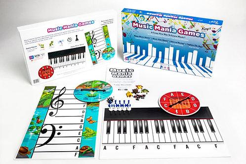 Music Mania Games