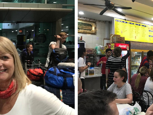 Springboard's TREK Borneo: The adventure has begun!