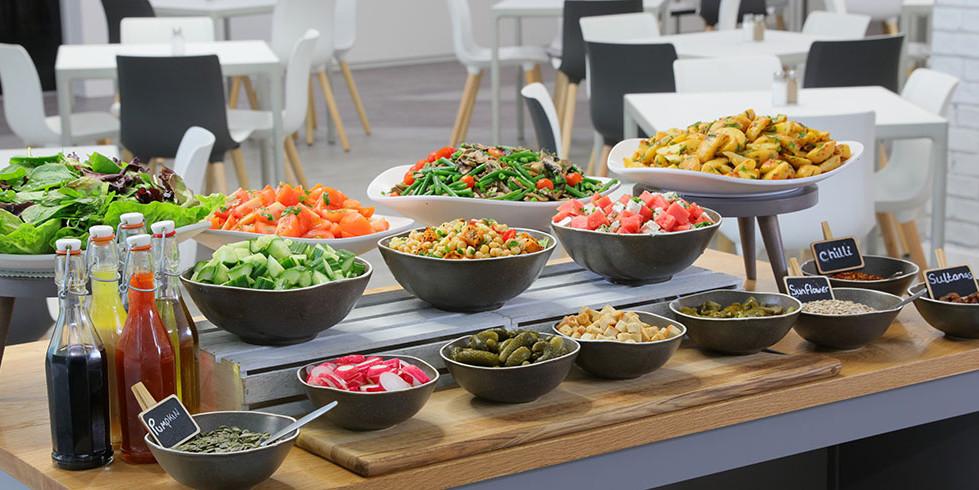 Ambient Salad Bar