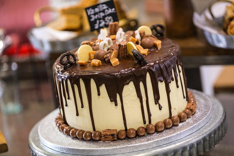 Chocolate Melt Cake