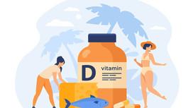 Quick & Easy Nutrition - Vitamin D