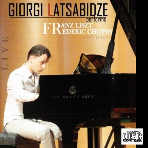 Liszt, Chopin & more
