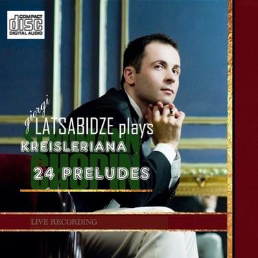 Chopin's 24 Preludes & Schumann's Kreisleriana