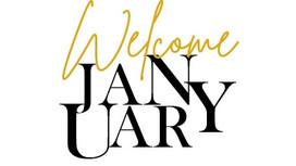Welcome to January 2021!
