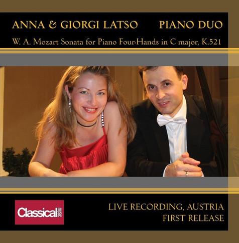 Piano Duo The Latsos