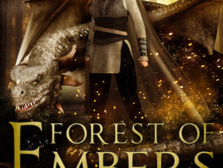 Forest of Embers sneak peek!