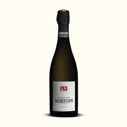 Champagne Jacquesson, Cuvée 743, France