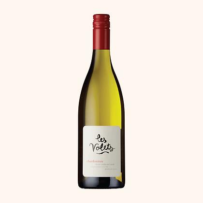 Les Volets, Chardonnay, IGP Haute Vallée de l'Aude