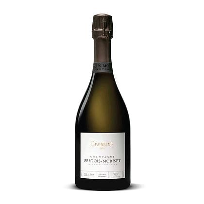 Champagne Pertois Moriset, l'Assemblage, Côteaux Sezannais, France
