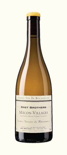 Bret Brothers, Mâcon-Villages, France