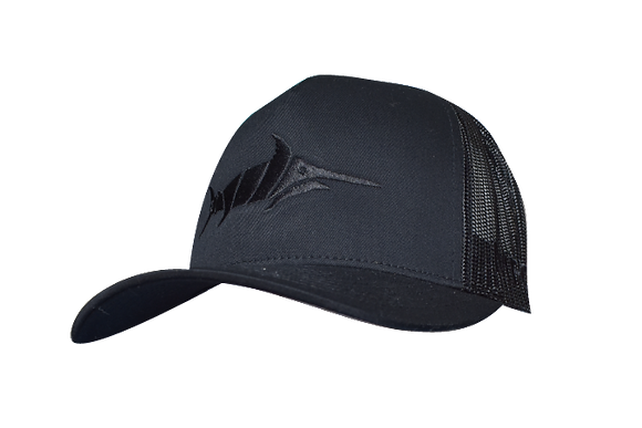 Billfish - Black/Black